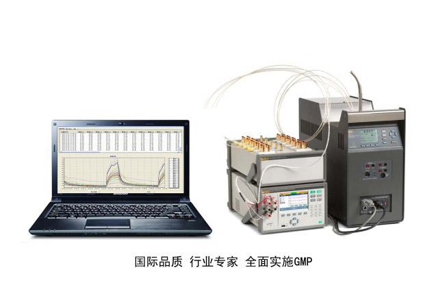 制药行业专用温度验证仪/验证系统