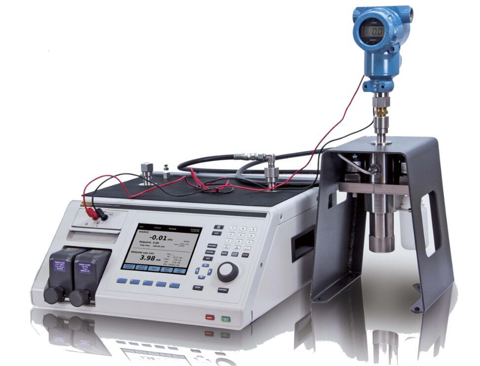 工业压力校准器(控制器)校准解决方案