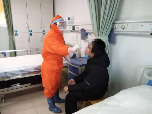 一位感染科护士的抗疫手记