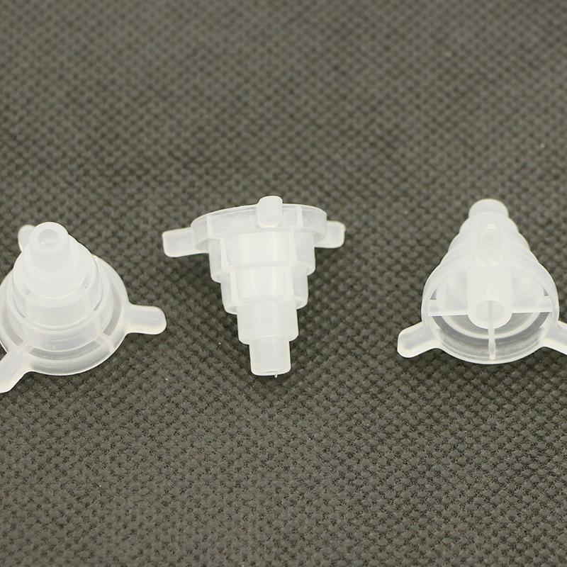 SPE柱管通用转接头 固相萃取柱接头 低价批发厂家直销