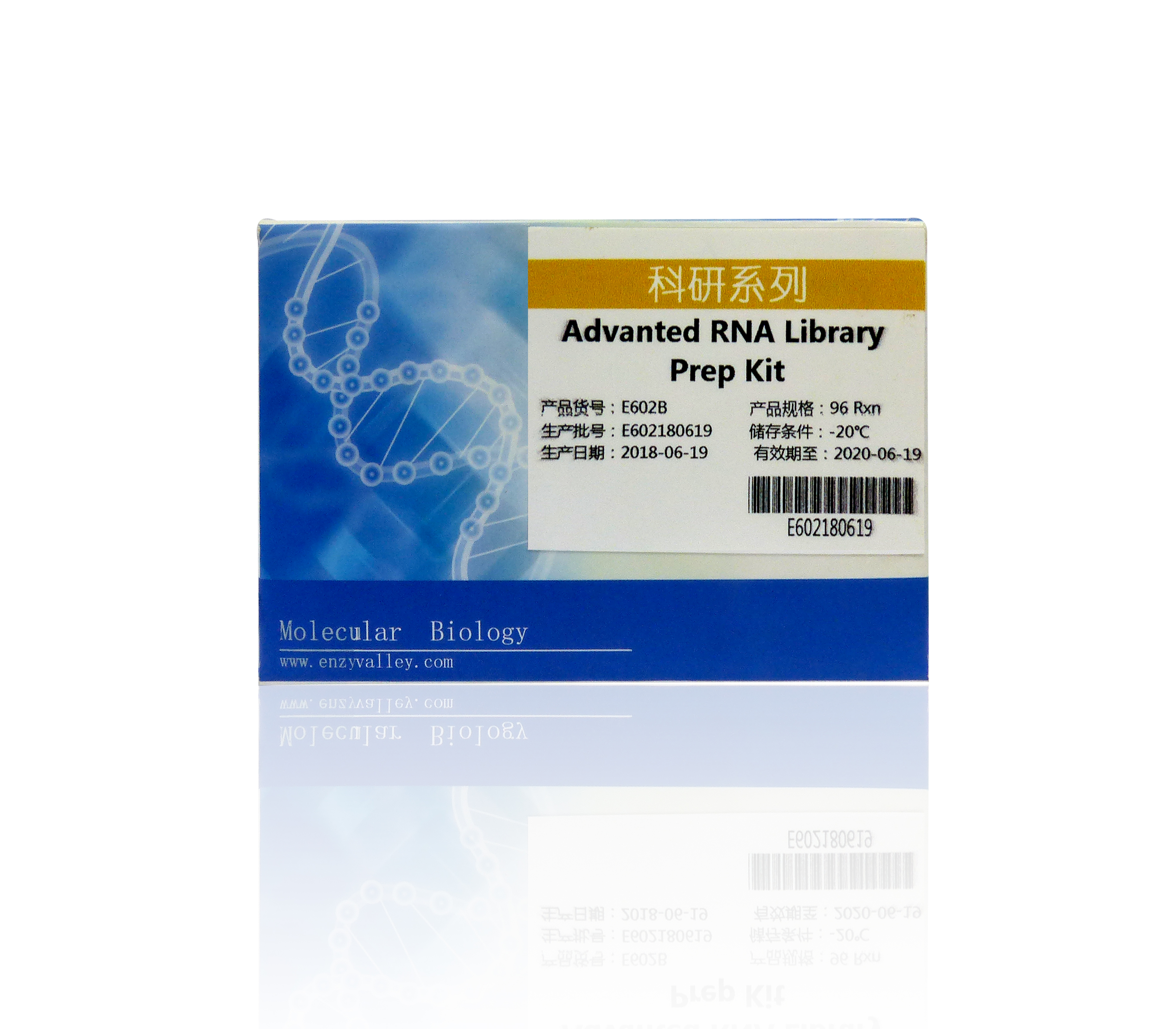 RNA文库构建试剂盒:Advanted RNA Library Prep Kit