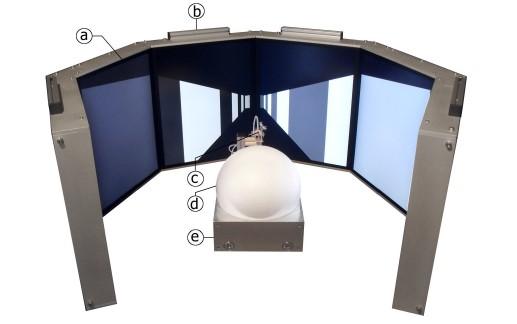 Phenosys VR 虚拟现实系统