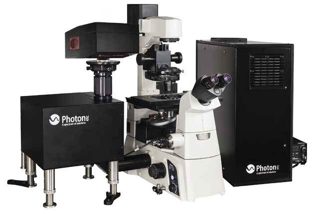 高光谱显微成像系统