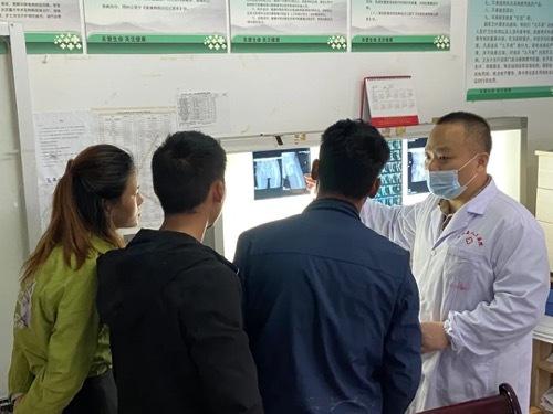 【帮扶进行时】萧山中医院专家在贵州省从江县中医医院开展首例手术