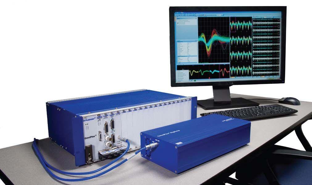 Plexon OmniPlex神经数据采集系统