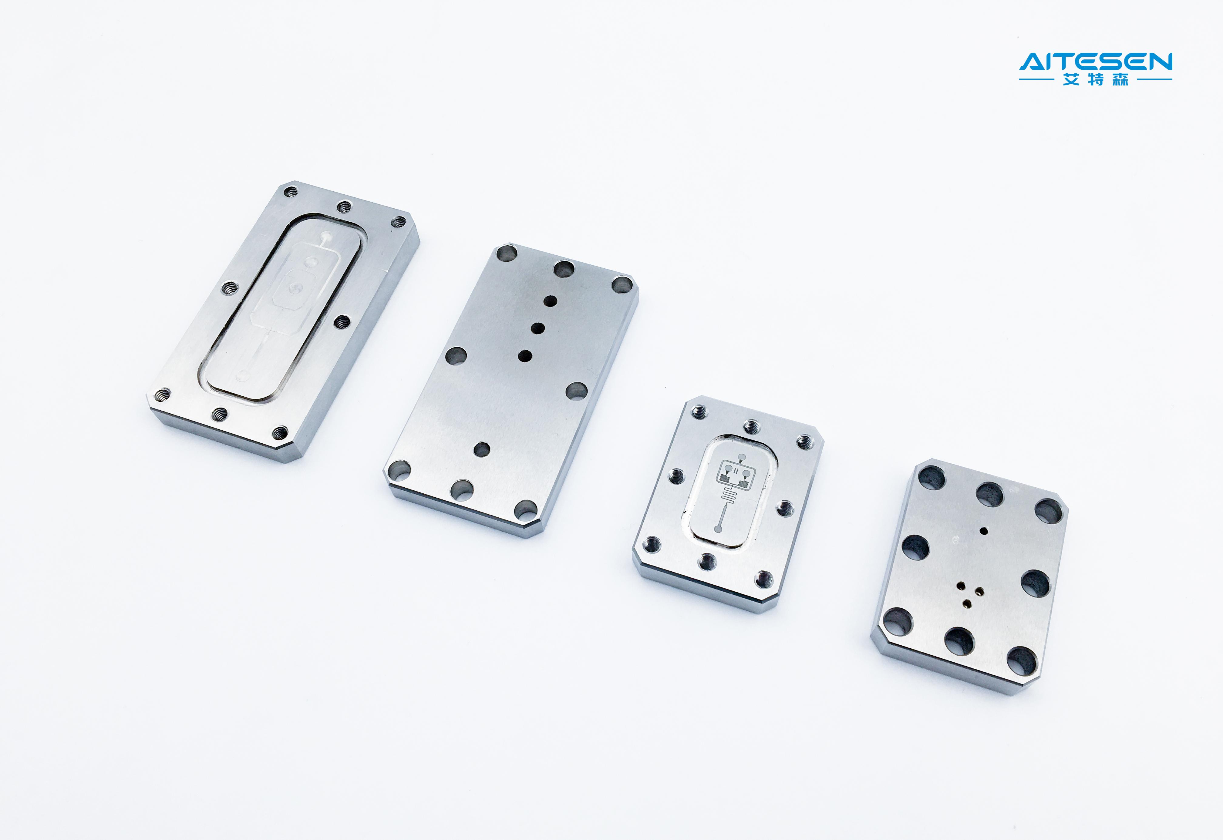 微流控脂质体乳化系统/微流控芯片MES-Lab