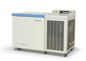 -152℃美菱生物医疗超低温冰箱DW-UW128