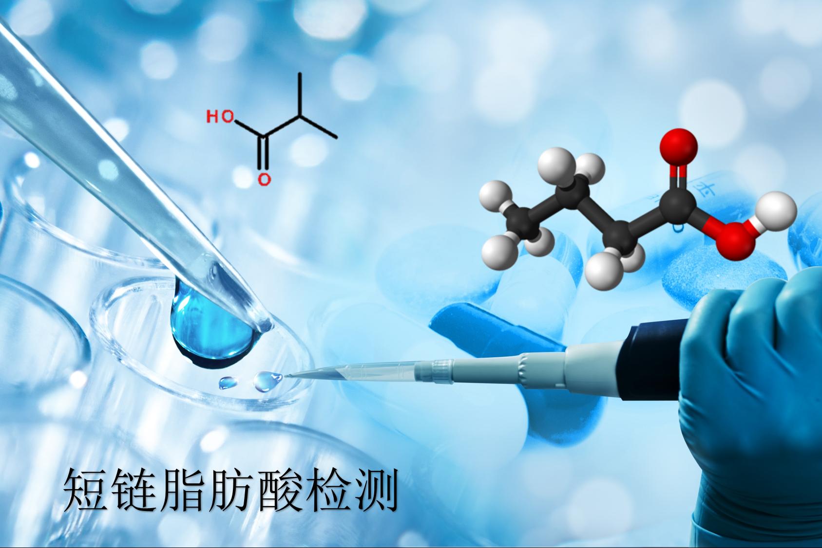 肠道菌群-短链脂肪酸靶向检测-绝对定量