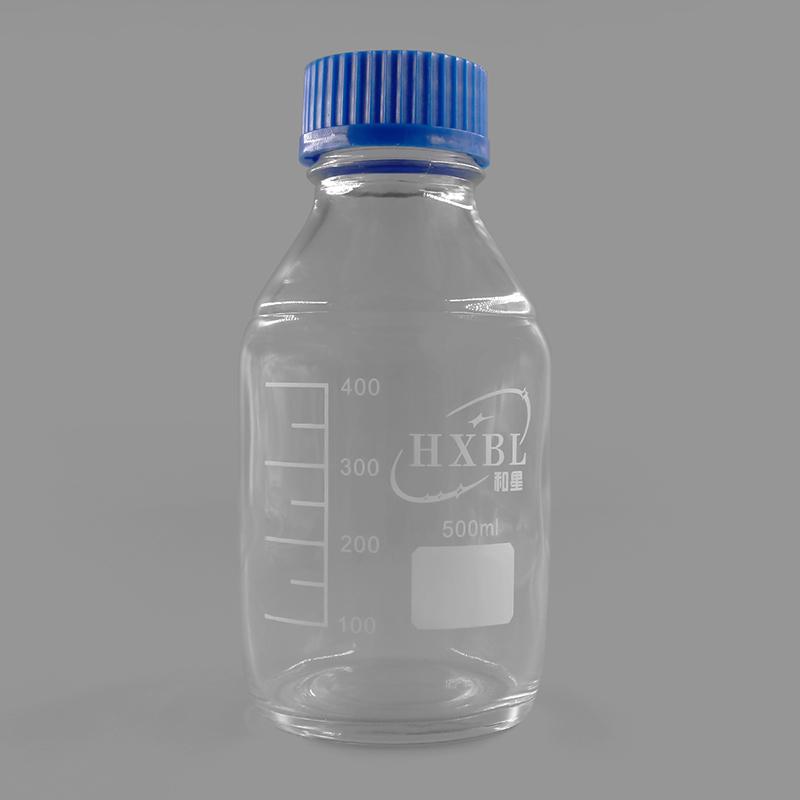 500毫升蓝盖瓶