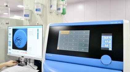 重庆北部妇产医院引进试管婴儿胚胎培育「黑科技」,助力优质胚胎筛选