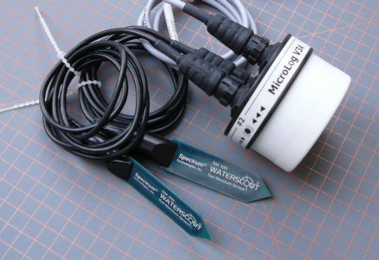 土壤水分记录仪SM100