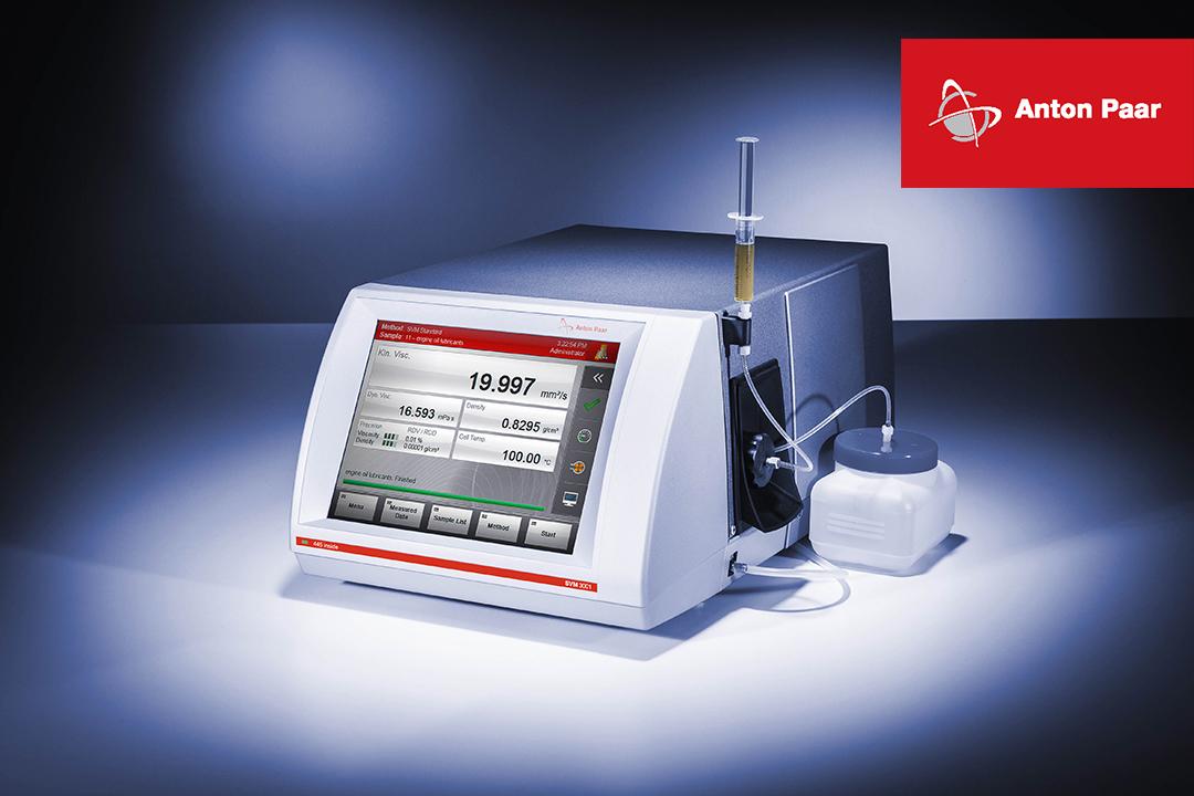 安东帕低温冰黏密浊多功能测定仪:SVM 3001 Cold Properties