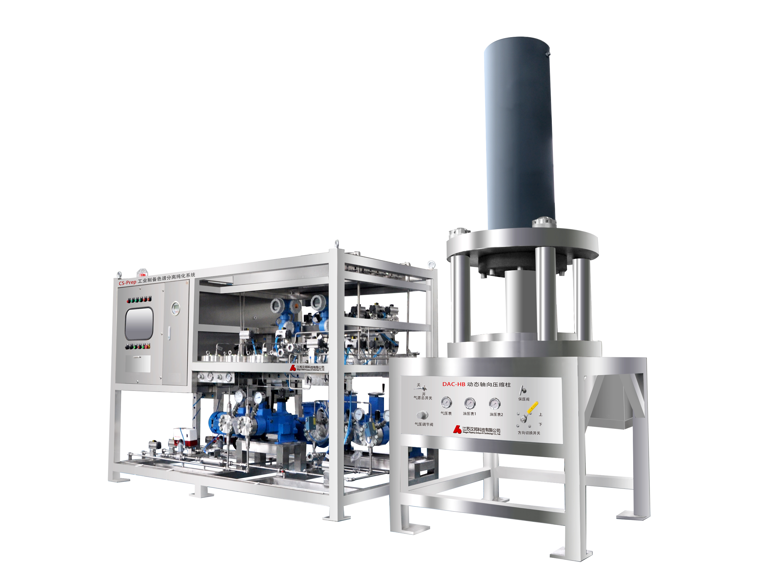 汉邦CS-Prep工业制备液相色谱