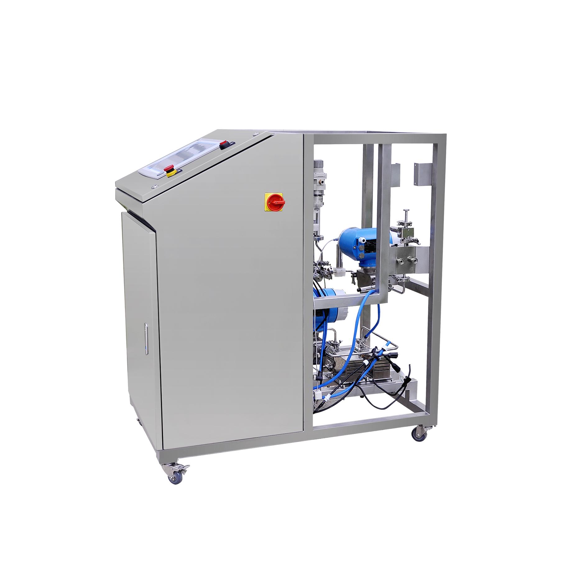 汉邦Bio-Pro全自动中试/生产级蛋白层析系统