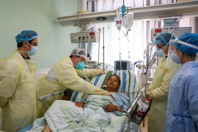 身患乙肝 30 年未治疗发展成巨大肝癌 肝移植手术成功续命