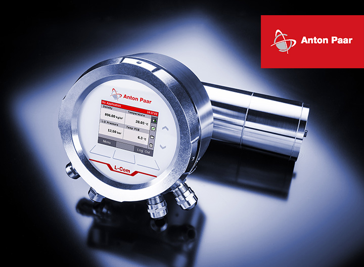 安东帕密度和声速组合传感器L-Com 5500