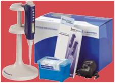 926.0010E socorex 电子移液器套装 0.5 - 10 µL
