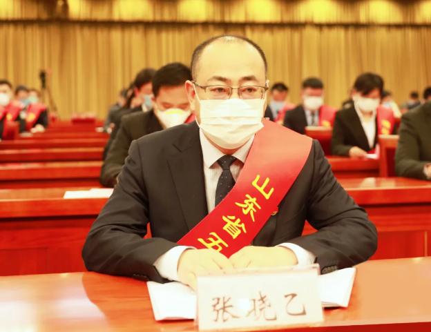 潍坊市人民医院荣获「山东省五一劳动奖状」荣誉称号