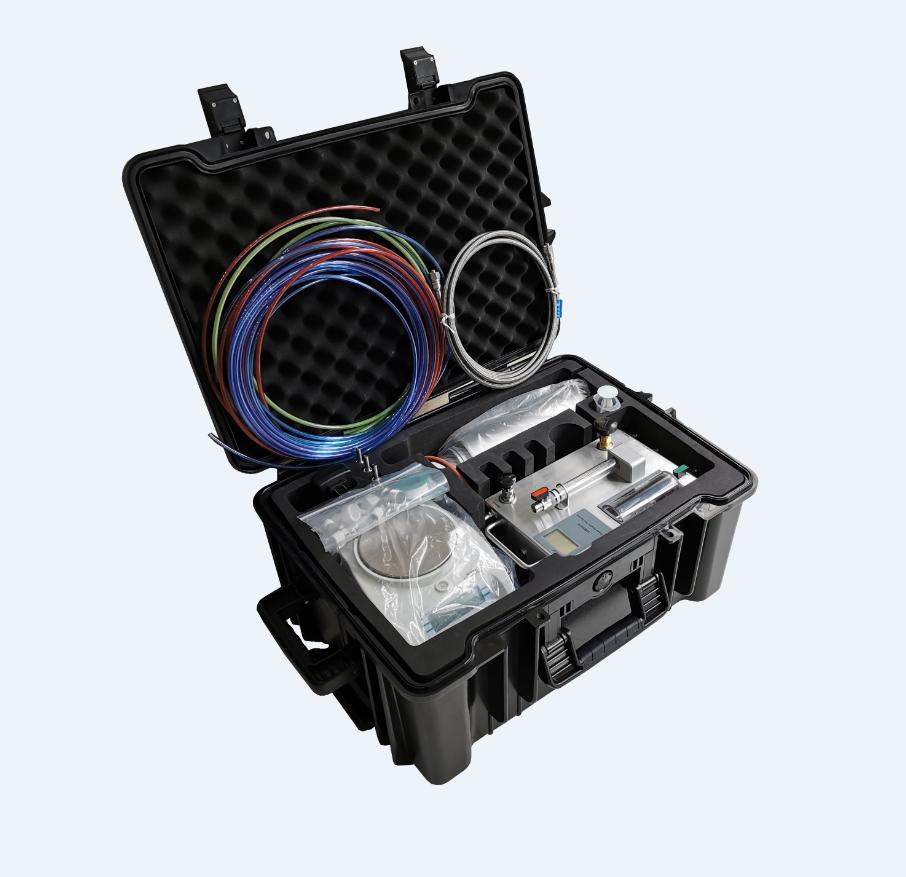 纯蒸汽质量测试仪,蒸汽品质检测系统