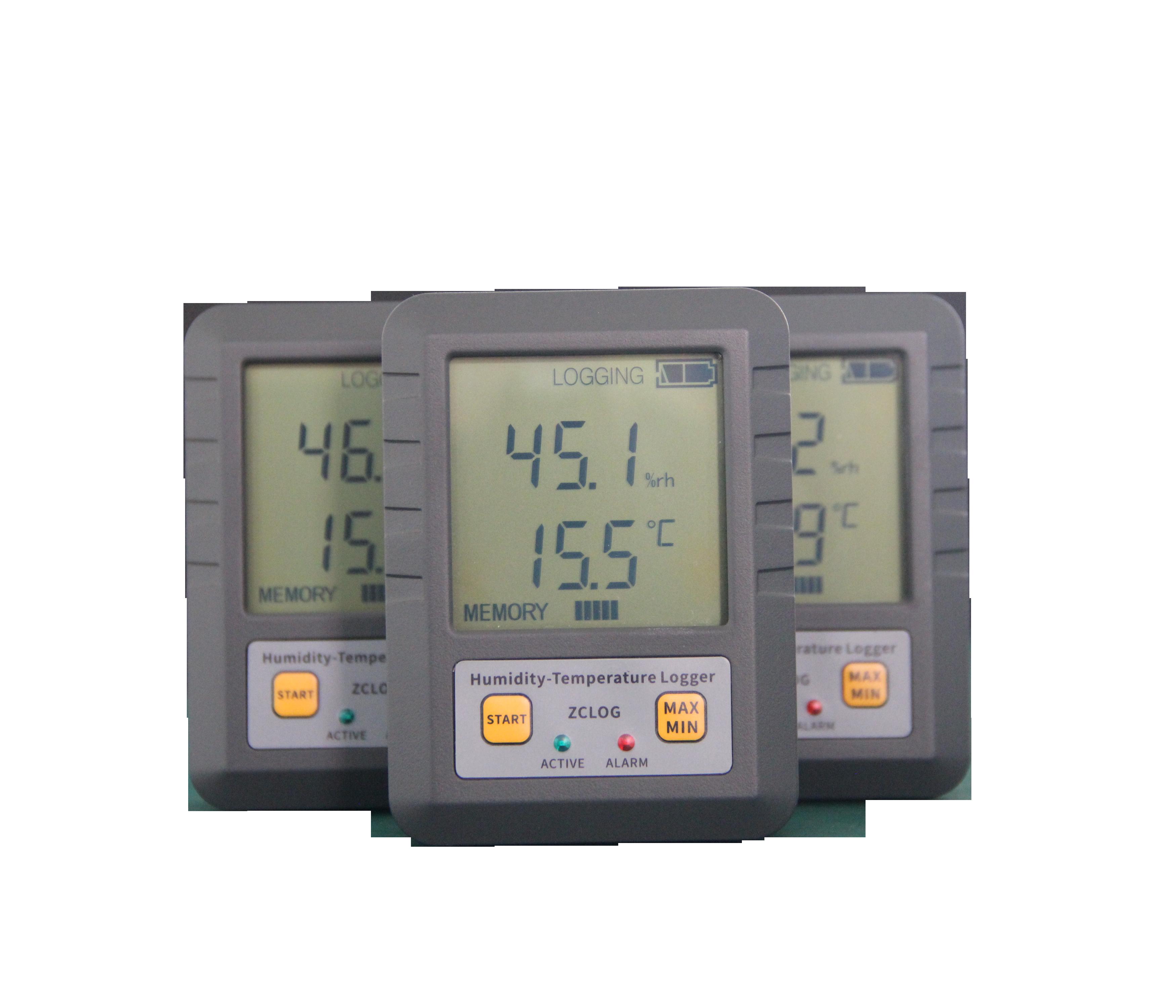 298/298WIFI 温湿度记录仪及在线监测系统