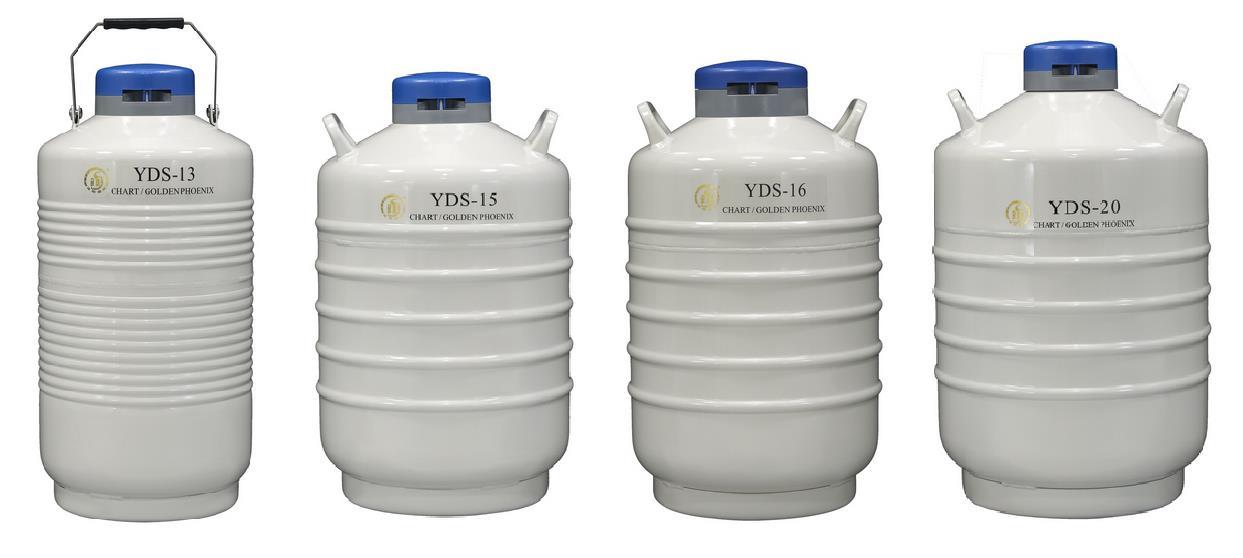 查特金凤液氮罐YDS-(13/15/16/20)贮存型