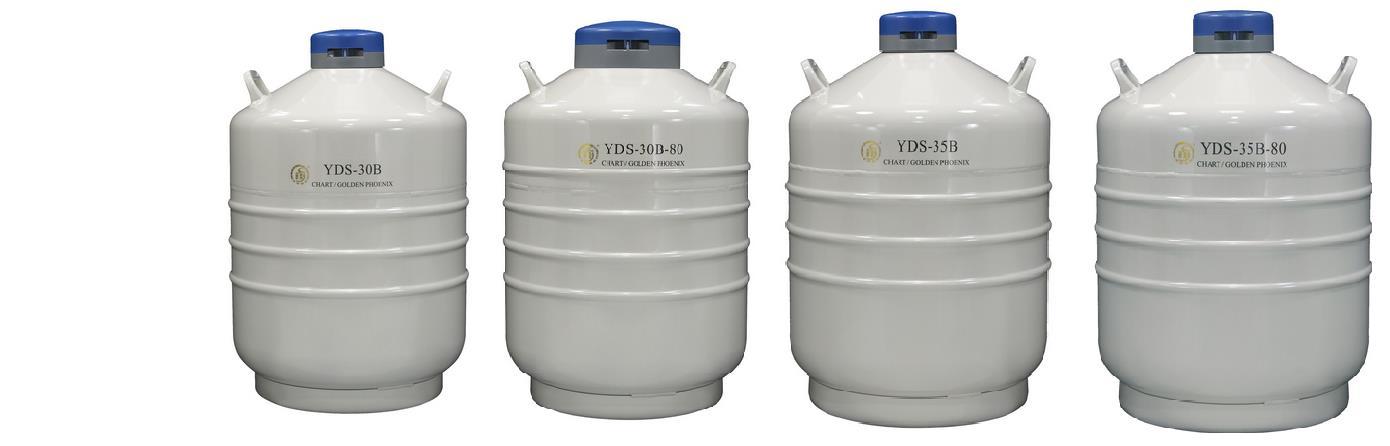查特金凤液氮罐YDS-30B-(80)/YDS-35B/YDS-35B-80运输型