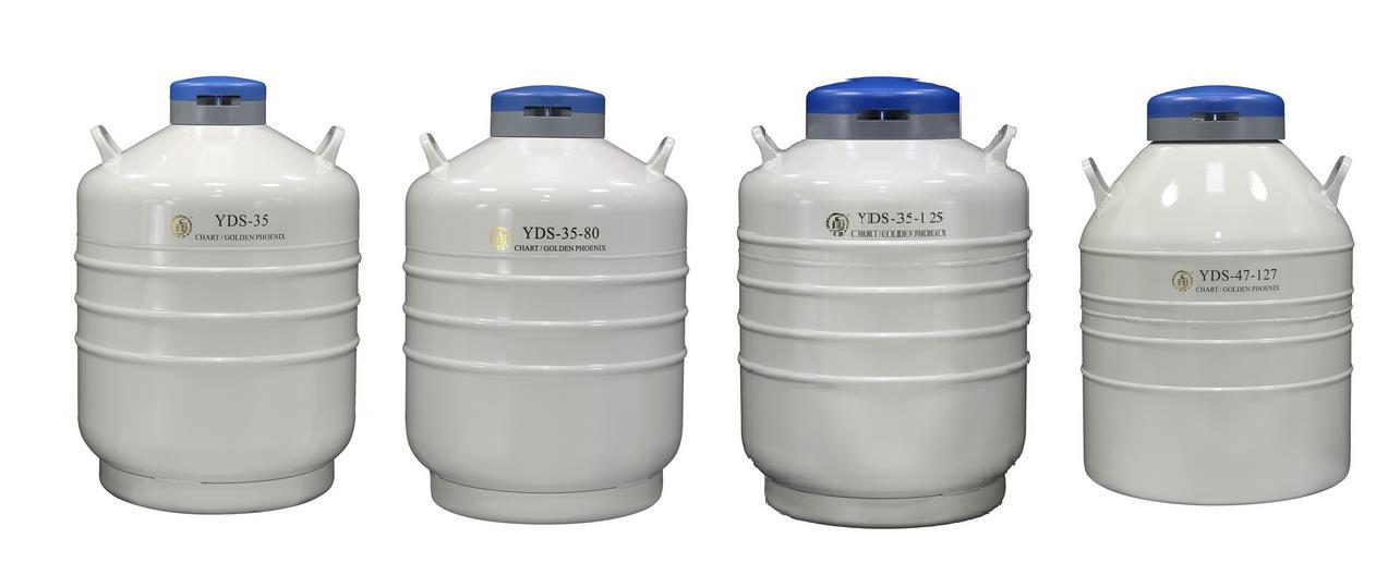 查特金凤液氮罐(YDS-35-(80/125)/YDS-47-127)贮存型