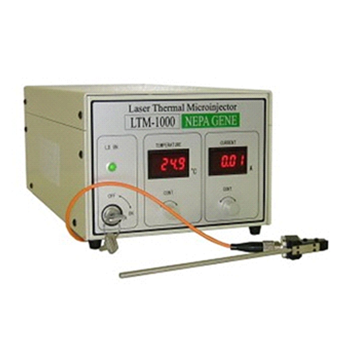 LTM-1000激光辅助显微注射系统