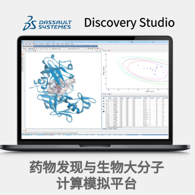 Discovery Studio 药物发现与生物大分子计算模拟平台