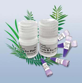 One Step Plant Direct PCR kit 直扩试剂盒