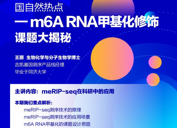 m6A RNA甲基化课题如何设计