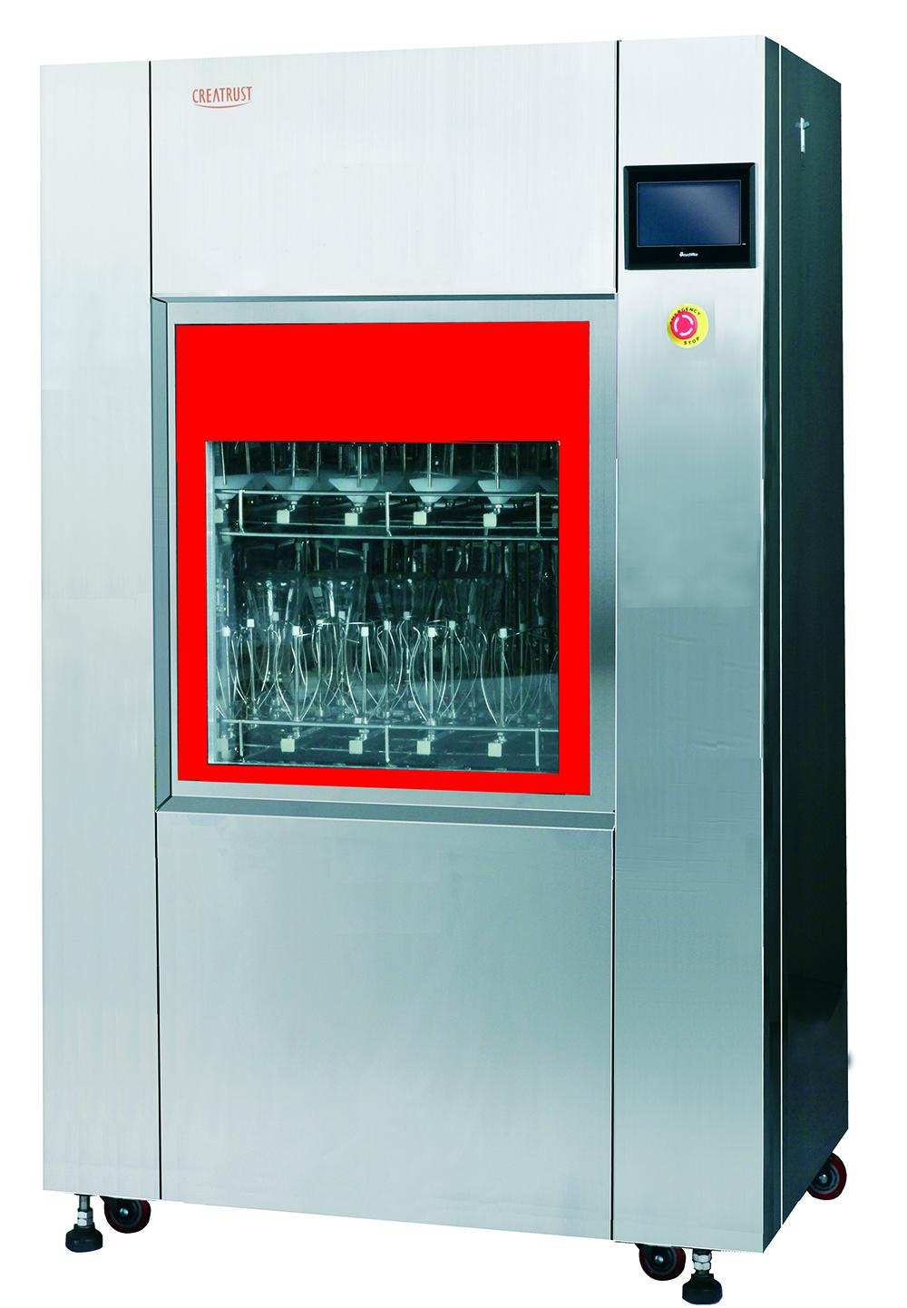 永合创信全自动器皿清洗机CTLW-420