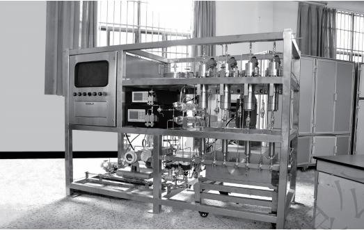 汉邦工业级超临界流体色谱系统