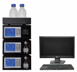 汉邦NS4205实验室半制备液相色谱