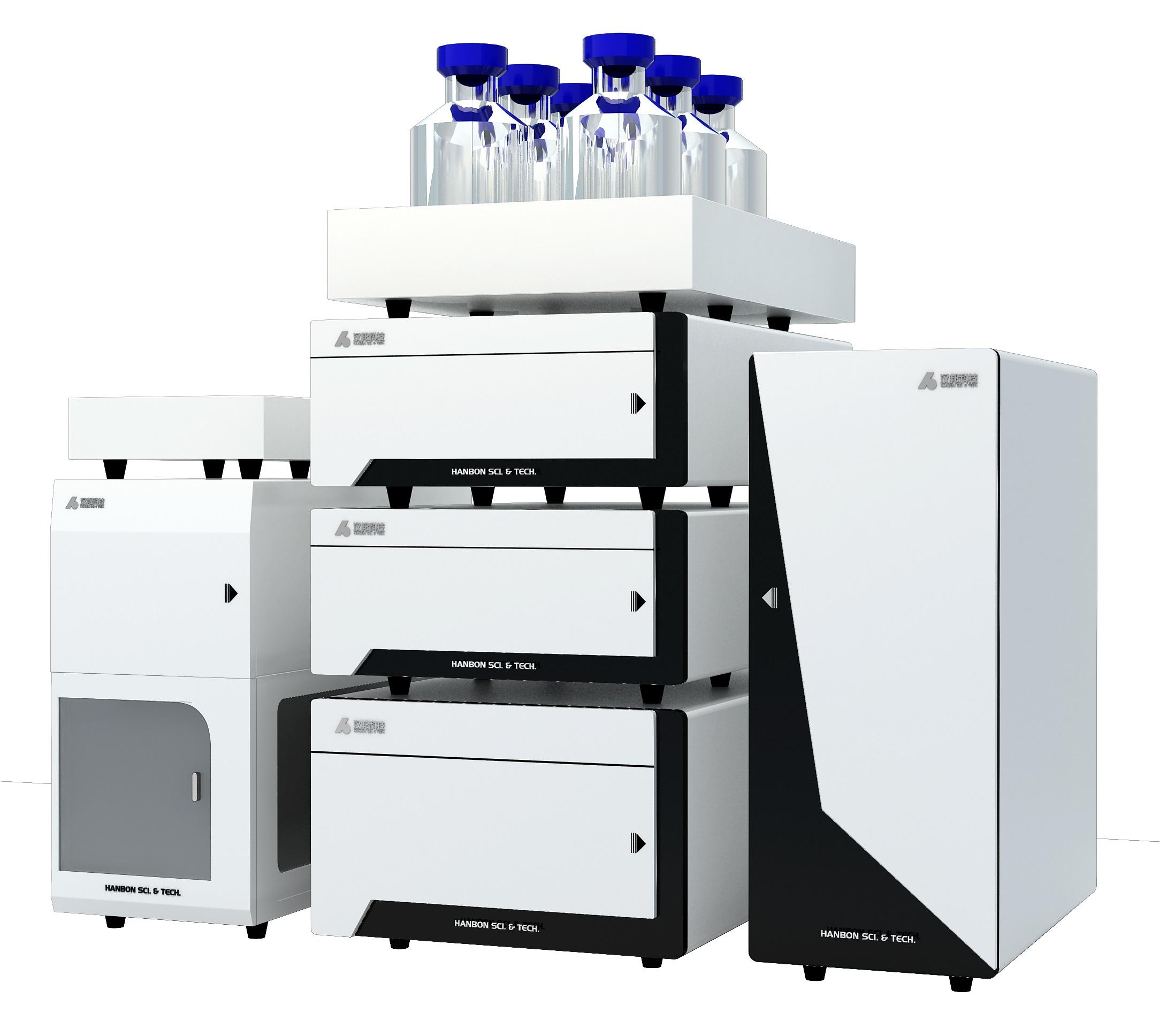 汉邦半制备型超临界流体色谱