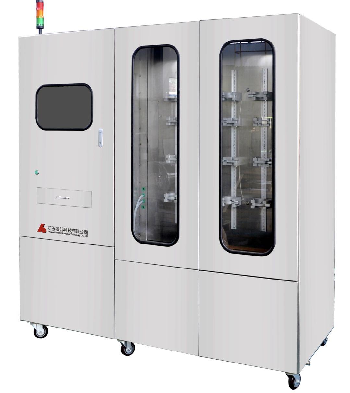 汉邦NS9001模拟移动床系统