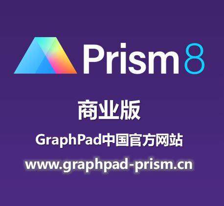 GraphPad Prism 8 商业版 科研统计绘图软件