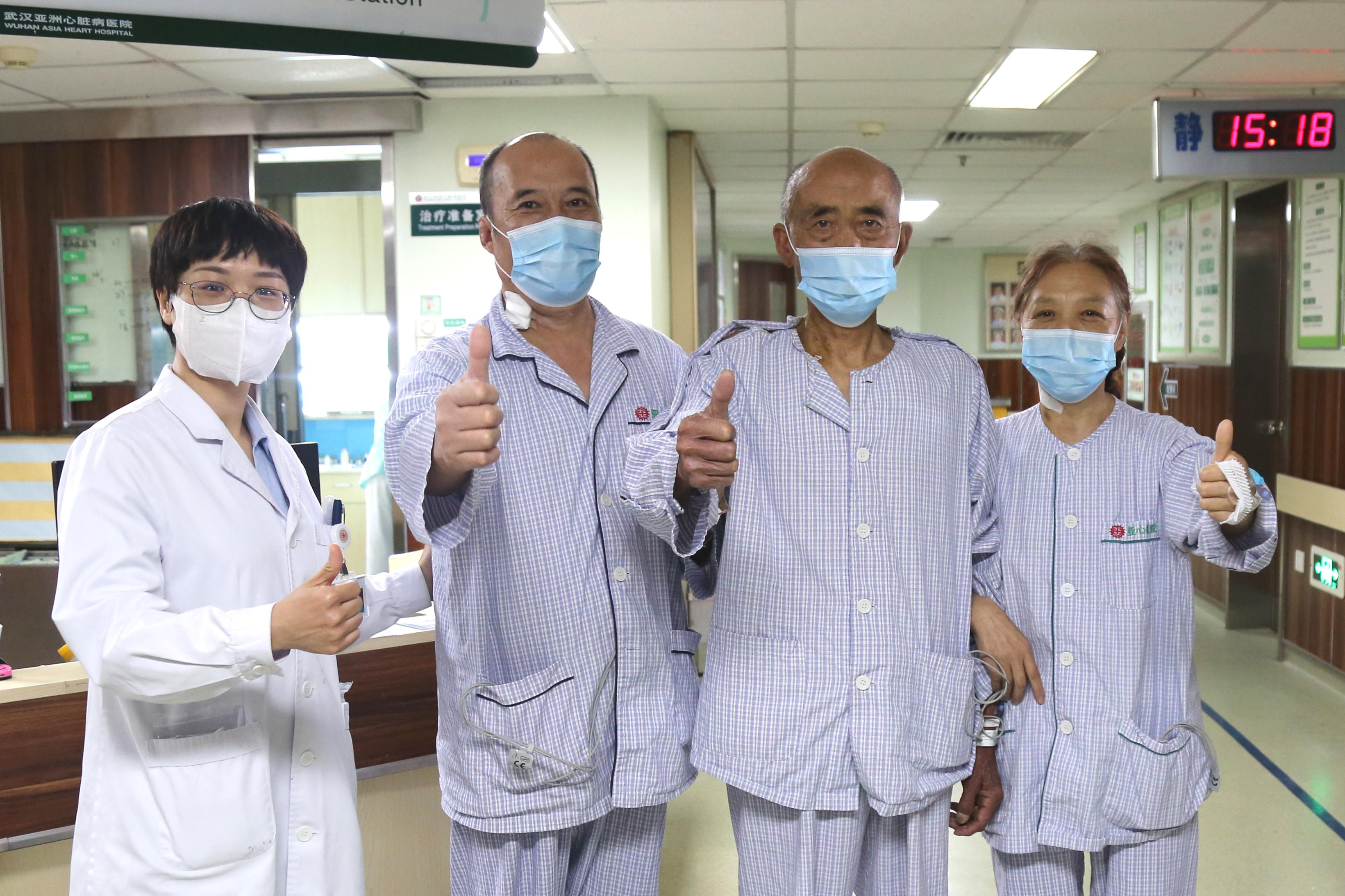 亚心微创瓣膜手术 让更多高龄患者拥有美好生活