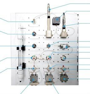 汉邦实验室蛋白层析系统(Bio-Lab100)
