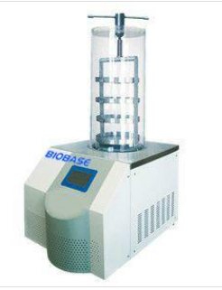 台式真空冷冻干燥机(压盖型)