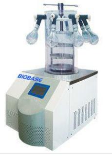 台式真空冷冻干燥机(多歧管压盖型)