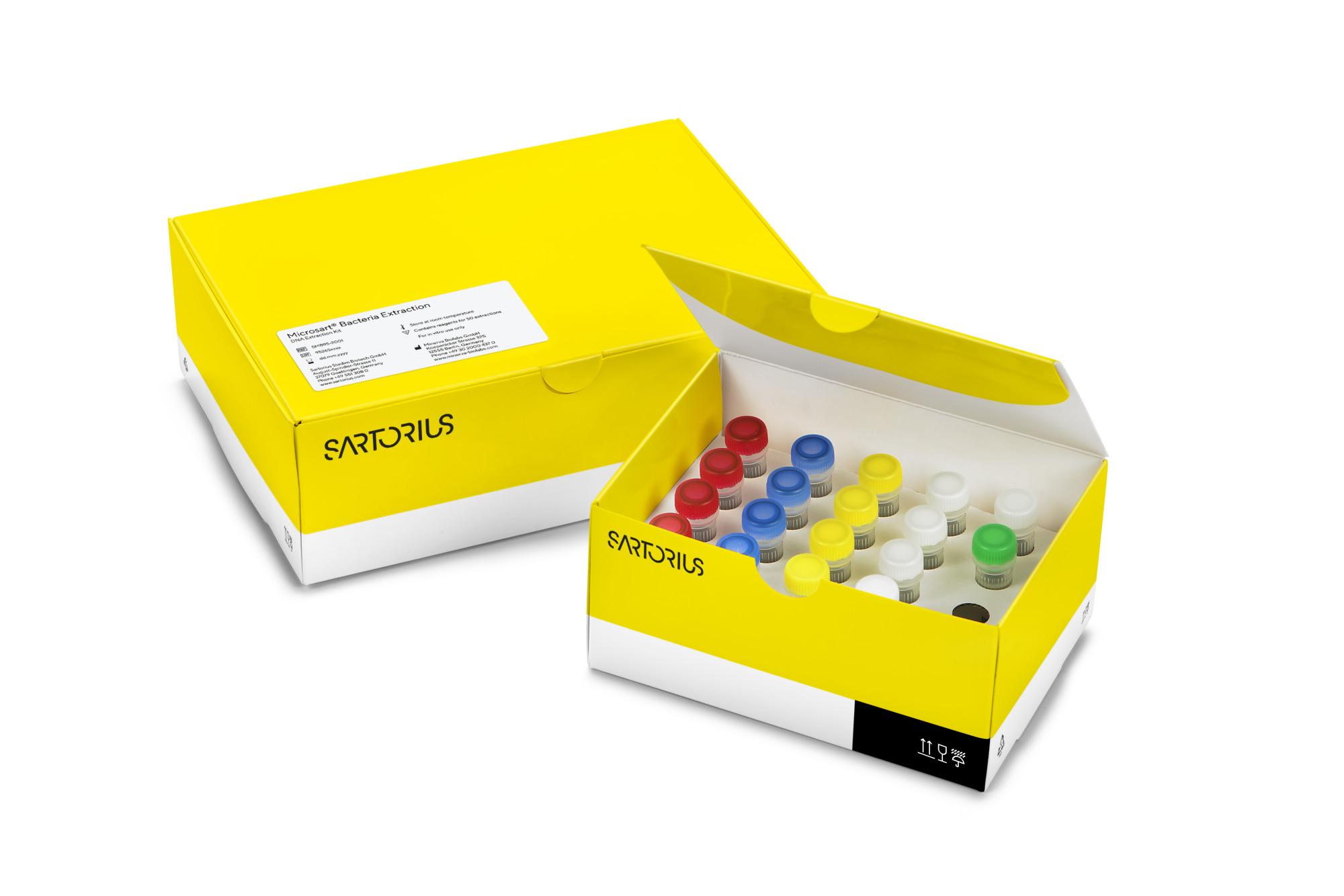 赛多利斯Microsart® ATMP 无菌放行检测试剂盒