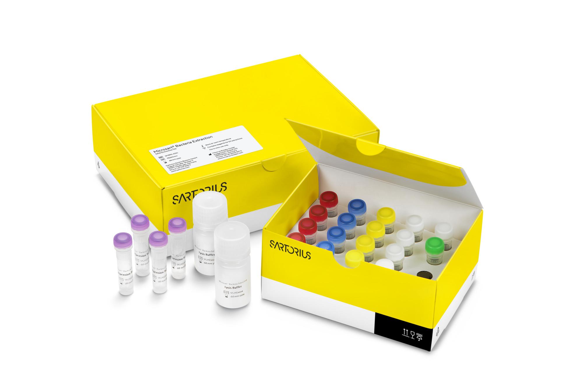 赛多利斯Microsart® 真菌验证标准品
