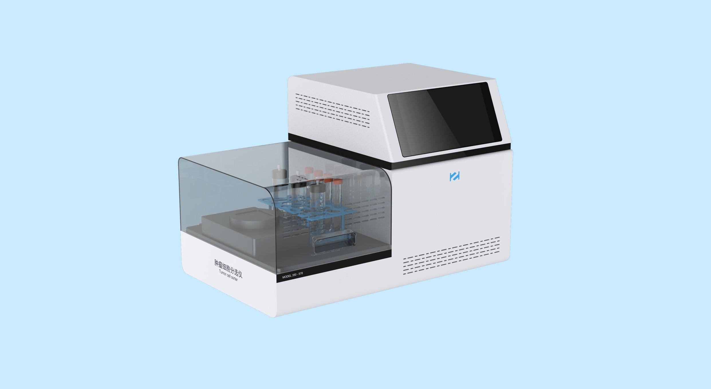 循环肿瘤细胞(CTC)微流控检测仪