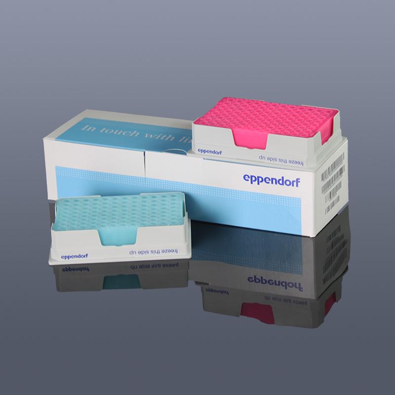艾本德Eppendorf 3881000015 PCR-Cooler低温指示冰盒0.2ml启动装