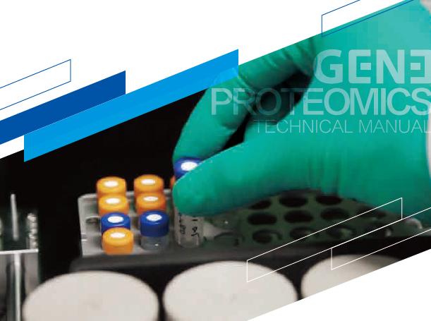 定量技术-TMT标记定量蛋白质组学