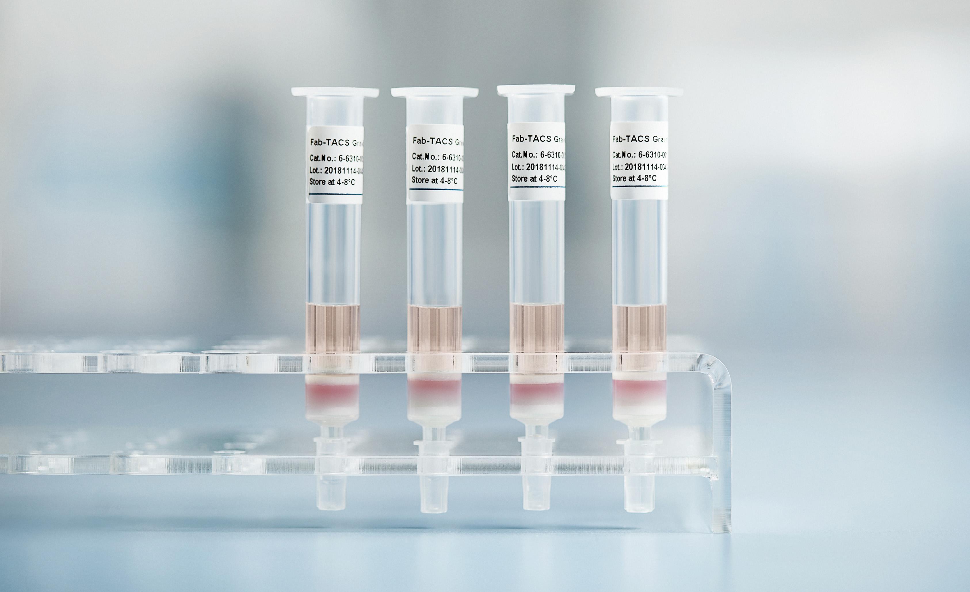 人CD3/4/8/19,小鼠CD3/4 Fab - TACS 细胞分选试剂盒