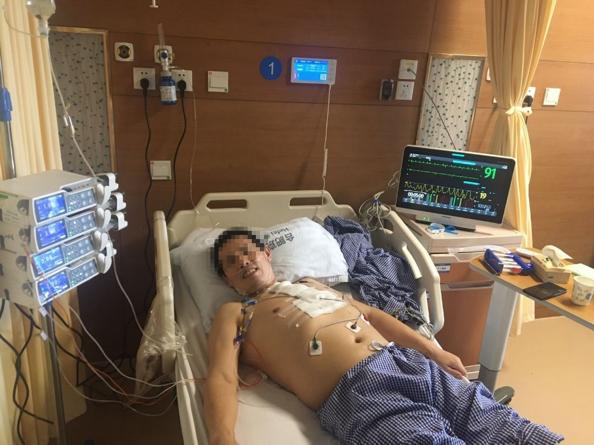 挽救一颗「心」 合肥京东方医院一例超大左室心脏患者手术成功