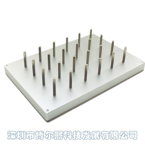 自动化仪器96深孔板磁力架