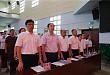 广西壮族自治区南溪山医院隆重召开庆祝中国共产党成立 99 周年大会